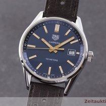 TAG Heuer Carrera Lady Acier 38.5mm Bleu