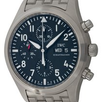 IWC Pilot Chronograph IW371704 2012 pre-owned