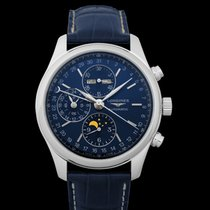 Longines Master Collection Steel 42.00mm Blue United States of America, California, San Mateo