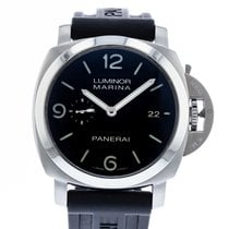 Panerai Luminor Marina 1950 3 Days Automatic Steel 44mm Black United States of America, Georgia, Atlanta