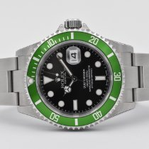 Rolex Submariner Date 16610LV 2004 новые