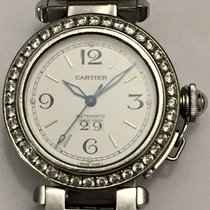 Cartier Gold/Steel 35mm Automatic Pasha pre-owned