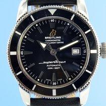 Breitling Superocean Héritage 42 Steel 42mm Black