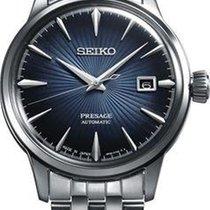 Seiko new Automatic Steel