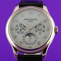 Patek Philippe Perpetual Calendar Rose gold 39mm White Arabic numerals United Kingdom, London
