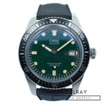 Oris Divers Sixty Five Steel 42mm Green United States of America, Florida, Hallandale Beach