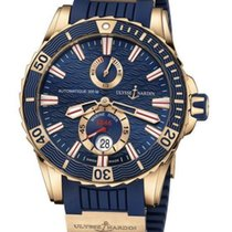 Ulysse Nardin Diver Black Sea 263-92LE-3C/923-RG new