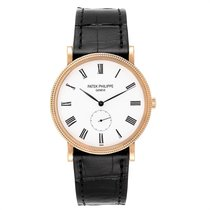 Patek Philippe Calatrava 5119R Very good Rose gold 36mm Manual winding