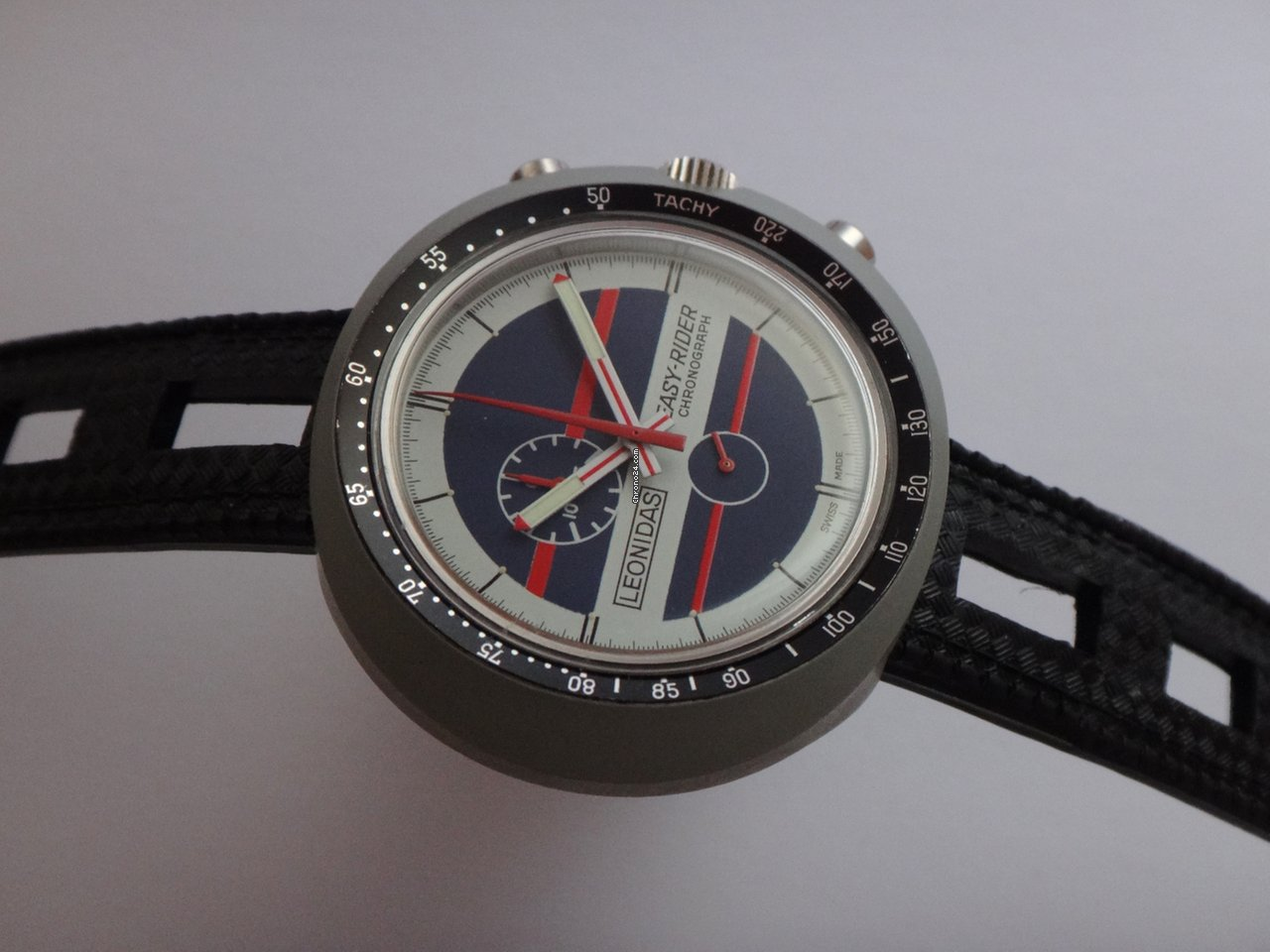 1970's Vintage Sears 1 Reister Chronograph with Heuer
