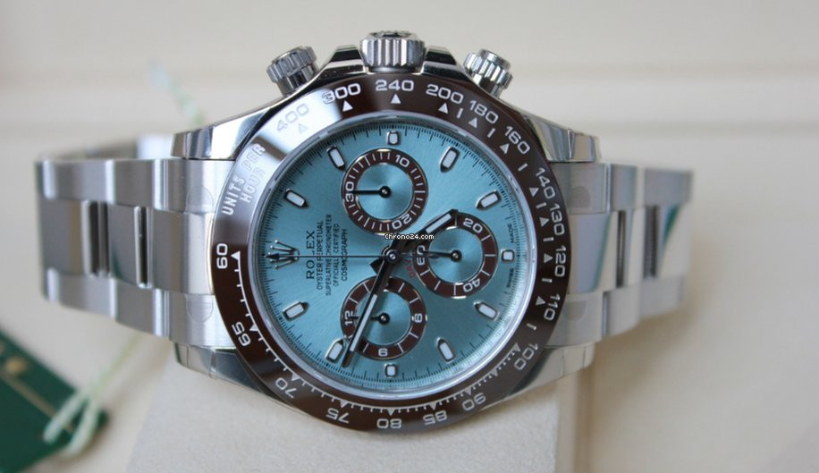 3a4dfa1ad21 Rolex Oyster Perpetual Cosmograph Daytona - 40mm Platinum for ...