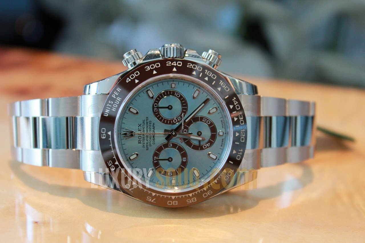 a3ddea2b864 Rolex Oyster Perpetual Cosmograph Daytona - 40mm Platinum for Price on  request for sale from a Seller on Chrono24