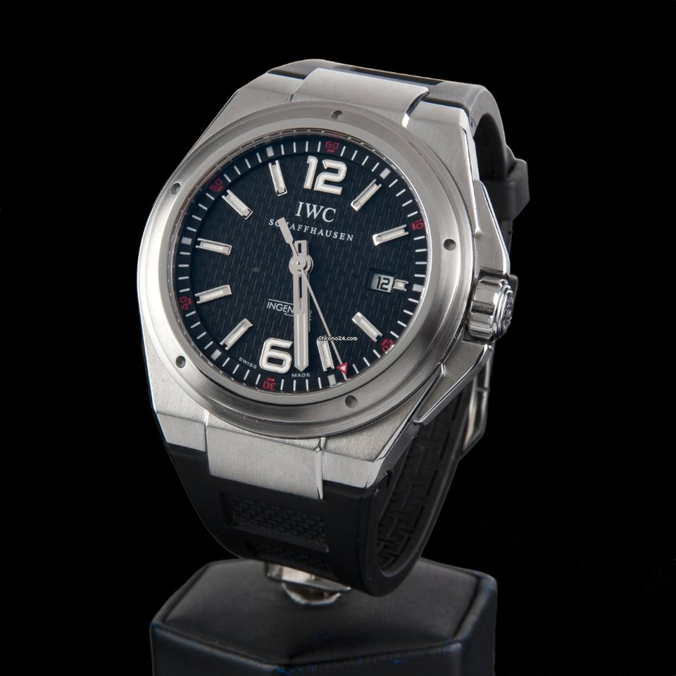 IWC Ingenieur Automatic iw 323601 Mission Earth 2010 usados