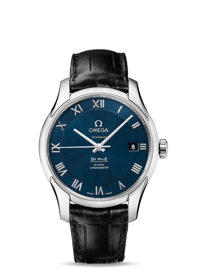 Használt Omega De Ville Co-Axial órák  fd5c99e82e