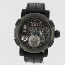 Romain Jerome Titanium Manual winding new