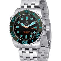 Deep Blue Diver Pro 1000m Auto Diving Watch S/steel Case...