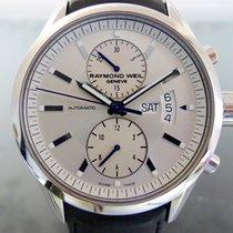 Raymond Weil Cronógrafo 42mm Automático 2010 nuevo Freelancer Blanco
