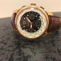 Girard Perregaux World Time Chronograph Rose Gold