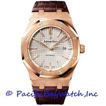 Audemars Piguet Royal Oak Selfwinding new Automatic Watch with original box and original papers 15400OR.OO.D088CR.01