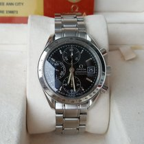 Omega Speedmaster Chronograph Automatik Full Set