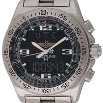 Breitling : B-1 :  A6836223/B509 :  Stainless Steel