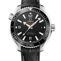Omega Seamaster Planet Ocean Acier 39.5mm Noir