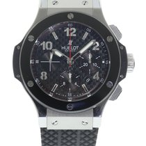 Hublot Big Bang 301.SB.131.RX Watch with Rubber Bracelet and...
