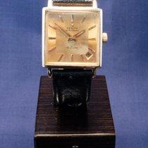 Zenith De Luxe 18 K gold 1965