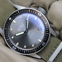 Blancpain Fifty Fathoms Bathyscaphe perfect condition
