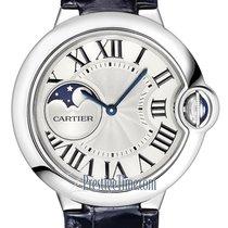 Cartier Stahl 37mm Automatik wsbb0020 neu