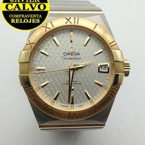 57a4ee28f21 Relógios Omega Constellation Men usados