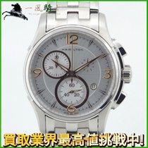 해밀턴Pan Europ,새 시계/미 사용,40 x 45 mm,스틸