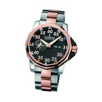 Corum Admiral's Cup Competition 48 947.931.05/V790 AN32 neu