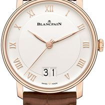 Blancpain Villeret Rose gold 40mm Roman numerals United States of America, New York, New York