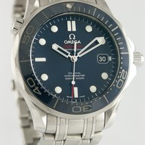 Omega Seamaster Co Axial Chronometer