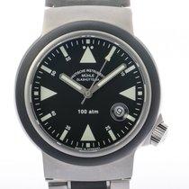 格拉苏蒂 S.A.R. Rescue-Timer 钢 42mm 黑色