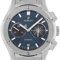 Hublot Classic Fusion Blue Titanium 45mm Blue United Kingdom, Newry
