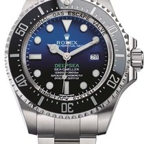 Rolex Sea-Dweller Deepsea Steel 44mm Black Australia, SYDNEY
