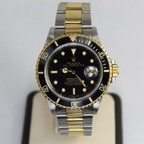 Rolex Submariner Date 16803 1987 подержанные