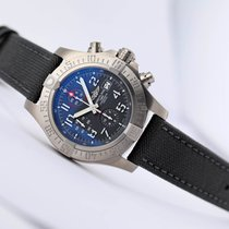 Breitling Avenger Bandit Titanium 45mm Black Arabic numerals United States of America, New Jersey, Princeton