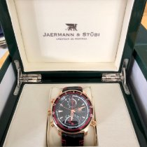 Jaermann & Stübi Red gold 44mm Automatic OM.08.014 pre-owned