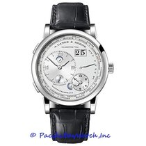 A. Lange & Söhne Lange 1 White gold 42mm Silver Roman numerals United States of America, California, Newport Beach
