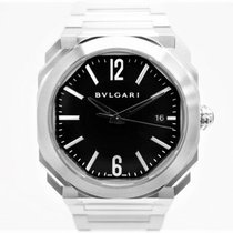Bulgari Steel 38mm Automatic BGO38BSSD pre-owned