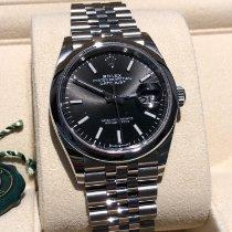 Rolex 126200 Steel 2019 Datejust 36mm new