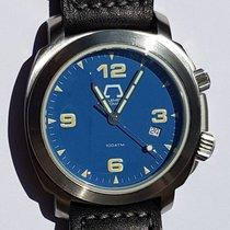 Anonimo Millemetri Stahl 42mm Blau Arabisch
