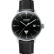 Junkers Silver Black 40mm new Bauhaus