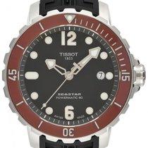 Tissot Seastar 1000 Zeljezo 42mm Crn