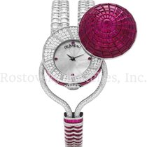 DeLaneau Bjelo zlato Kvarc Haute Coultre Jewelry Magic Rubies nov