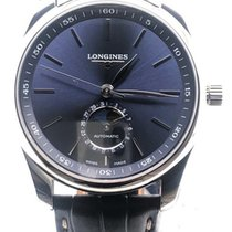 Longines Master Collection Steel 40mm Blue No numerals United States of America, Florida, Miami