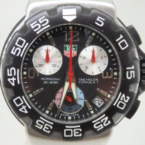 TAG Heuer Formula 1 Quartz Steel 41mm Black