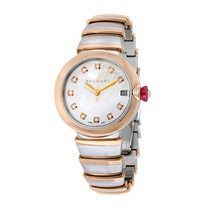 Bulgari Rose gold 36mm Automatic BVLGARI 102384 new